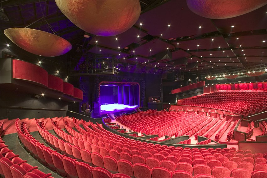 afas circustheater | nationalereisopera